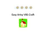 Easy Artsy VBS Craft