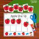 Apple Centers for Kindergarten {Fall theme}