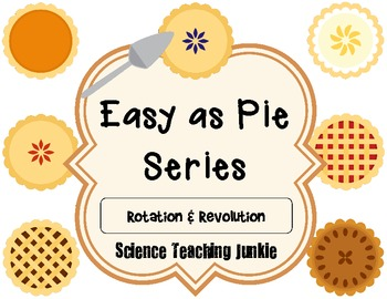 Easy As Pie - Rotation and Revolution
