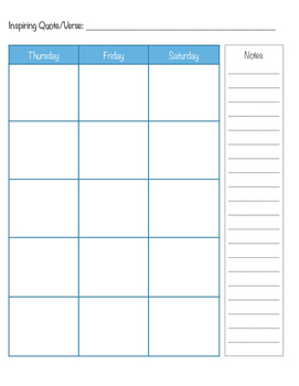 image about Homeschool Calendar Printable called Very simple Blank Homeschool Planner Calendar No cost Printable through The
