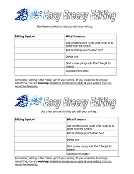 Easy Breezy Editing