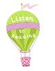 Easy Breezy Hot Air Balloon Daily 5 Signs