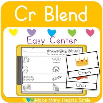 Easy Center: Cr Blend