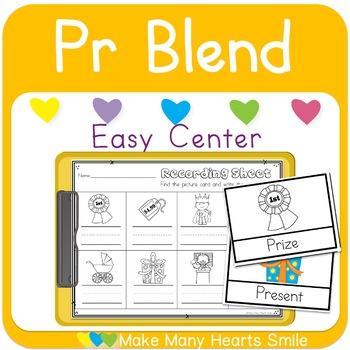 Easy Center: Pr Blend