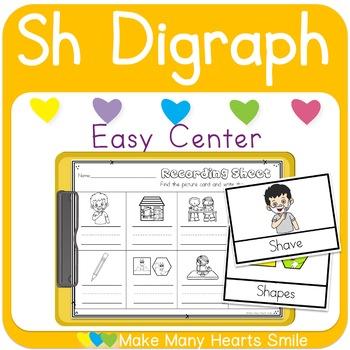Easy Center: Sh Digraph