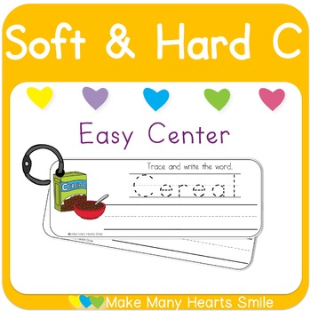 Easy Center: Soft and Hard C Write and Wipe