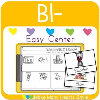 Easy Centers: Bl Blend