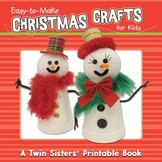 Easy Christmas Crafts for the Classroom