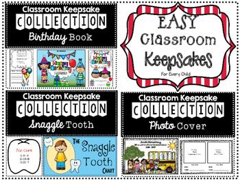 Easy Classroom Keepsakes for Every Child