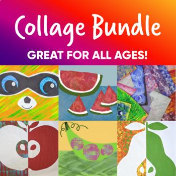 Easy Collage Bundle Grades K - 5