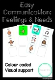 Easy Communication Cards