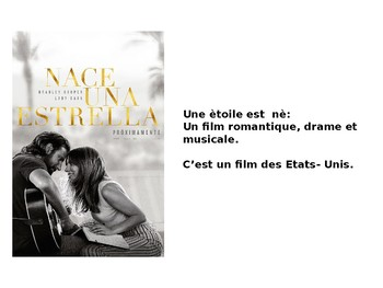 Easy Comprehensible French - A STAR IS BORN