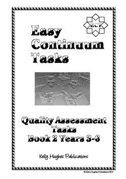 Easy Continuum Tasks Book 2 Years 3-6