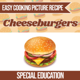 Easy Cooking Cheeseburger Recipe (Independent Living Skills)