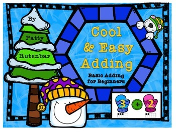 Early Addition - 2-10 -Winter Theme - in Color