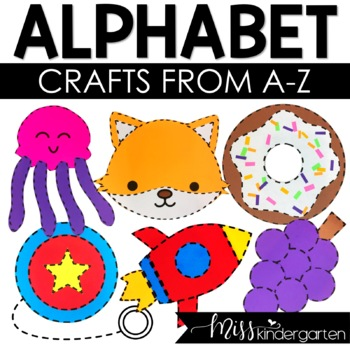 Easy Crafts from A-Z