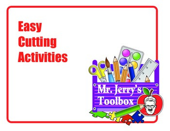 Easy Cutting Activities