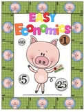 Easy Economics and Managing Money: A Social Studies Unit