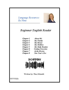 English Language Reader - ESL/ EFL / ELL - All About My Life