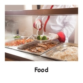 """Easy English Readers - """"Food"""" (especially for English learners!)"""