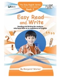 Easy English Series Book 2: Easy Read and Write