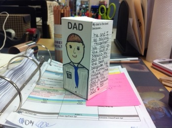 Easy Father's Day Activity