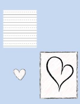 Easy-Fold Valentine's Day Cards