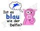 Easy German Reader - Welche Farbe hat das Schwein