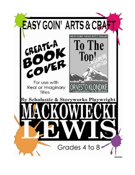 Easy Goin' Art: Book Cover Design Project
