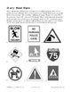 Easy Goin' Art: Wacky Road Signs