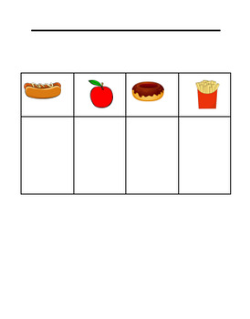 Easy Graphing Activity