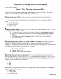 Easy Guide and Practice to Writing Bibliographies