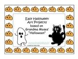 Easy Halloween Art Projects