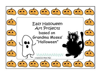 Easy Halloween Art Projects