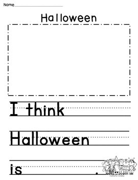 Halloween Writing Prompts for Young Writers