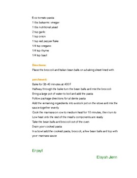 Easy Healthy Food prep workshop for Students