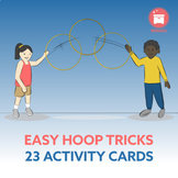 EASY HOOP TRICKS | Distance Learning: 23 Activity Cards fo