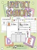 Easy Literacy Stations