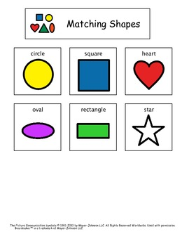 Easy Matching for Kids with Autism