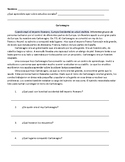 Easy Medieval Times Summaries - In Spanish