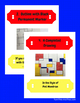 Easy Mondrian Drawing for Kids - Art and Sub Lesson Step by Step