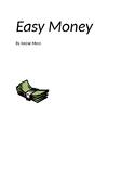 Easy Money by Jordan Moss