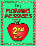 Morning Messages September 2nd