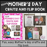 Easy Mother's day crafts and flip book