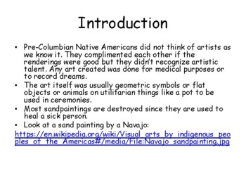 Easy Native American Art Project