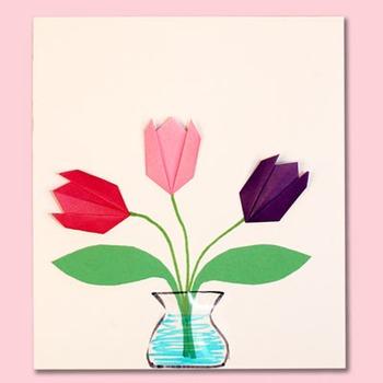 Easy Origami Flowers By Animaplates Teachers Pay Teachers