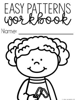 Easy Patterns Workbook FREEBIE