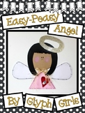 Easy-Peasy Angel Craft
