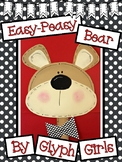 Easy-Peasy Bear Craft