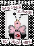 Easy-Peasy Butterfly Craft